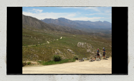 Mountain biking overnight tour in South Africa Image