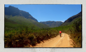 Mountain biking Stellenbosch Cycle Tour Image